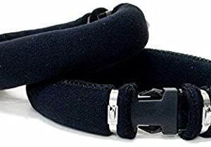 Trident Ankle Weights are a 1.5 to 2lb ankle weight with male, female quick release