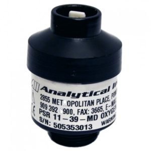 Replacement Oxygen Sensors for Rebreathers pictured is the molex psr-11-39-MD sensor