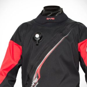 bare trilam tech dry black suit red arms