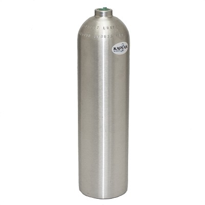 catalina aluminum 30 cubic foot pony bottle no valve not exactly as shown this is a luxfer which is no longer available.