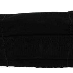 Halcyon Spine Weight Pouch with stainless steel weight keepers and webbing that fits through the bcd and secures up to 15 lbs of weight