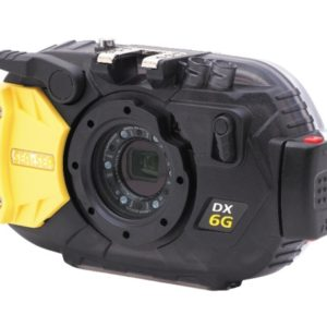 sea and sea dx-6g camera and housing