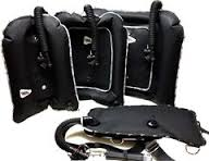 Backplates and Wings are available in all different shapes and sizes including regular, short and even tall plate lengths