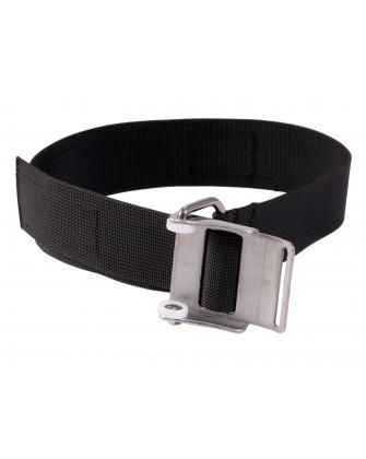 """dive rite bcd cam strap 2"""" nylon with stainless steel buckle and velcro"""