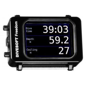Divesoft Freedom Advanced Bottom Timer no dive table function