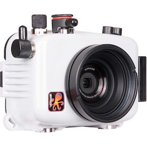 Ikelite Olympus Tough TG-6 Camera Housing Package with camera and housing