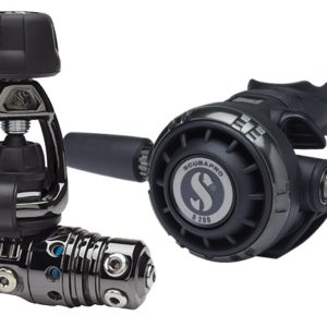 Scubapro MK25 Evo G260 Black Tech Regulator Yoke