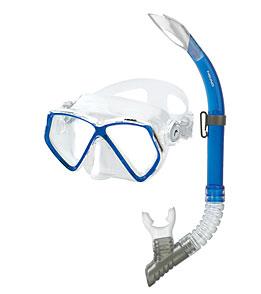 Head Dolphin Splash Adult Combo snorkelling set