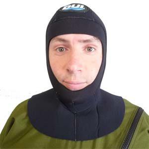 DUI Ultra Drysuit Hood 7mm