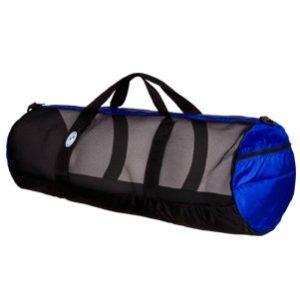 "Stahlsac 36"" Mesh Duffel Bag Blue"