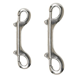 """Halcyon Double End Bolt snap Stainless Steel 3.75"""" and 4"""""""