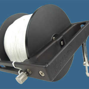 halcyon pathfinder 800' reel with stainless steel double ender