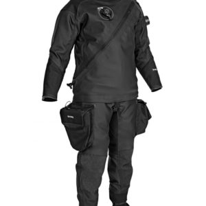bare Expedition HD2 Tech Dry Drysuit Black