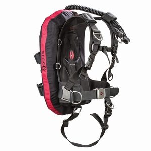 hollis hts 2 harness only no weight system or bladder