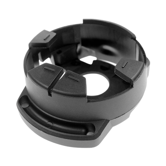 Suunto Bungee Wrist Mount Dive Computer Boot with button covers and holes for bungee to thread