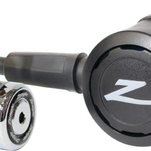 Zeagle Envoy II Regulator Din First Stage non-adjustable second stage black