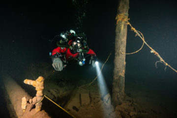 Diving the Bell Island Mine with Explorer and Rebreather Instructor Matt Mandziuk