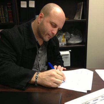 Matt Mandziuk Owner of Dan's Dive Shop
